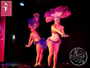 Lady Velvet Cabaret Samba