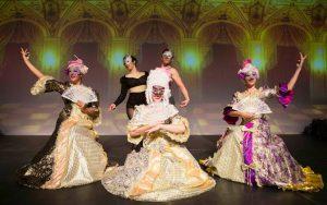 Lady Velvet Cabaret Masquerade