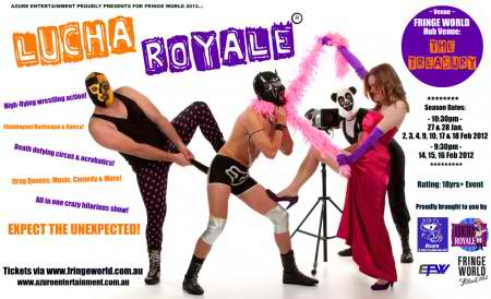 Lucha Royale