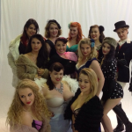 Pinup Group Workshop Class