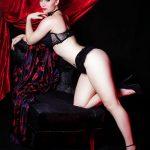 Lady Velvet Cabaret's Bambi La Belle by Wild Kat Photography
