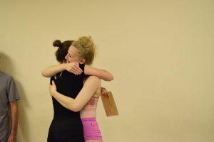 Summer Dance Intensive Dance Master Class Completion