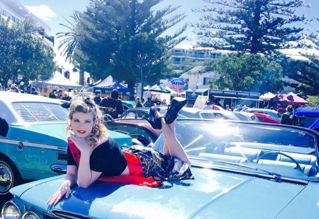 Lexi Heart Pinup Doll Australia