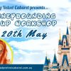 Lady Velvet Cabaret presents… DISNEYBOUNDING PINUP WORKSHOP!