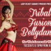 Lady Velvet Cabaret's Tribal Fusion Bellydance 5 Week Course
