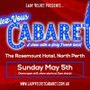 Lady Velvet Cabaret presents… PARLEZ-VOUS CABARET!