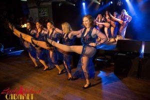 Lady Velvet Cabaret Burlesque Class